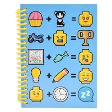 <b>Тетради</b>, блокноты, дневники <b>LEGO</b> — купить на Яндекс.Маркете