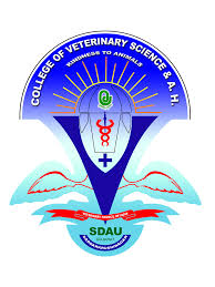 welcome to sdau college of veterinary science animal husbandry