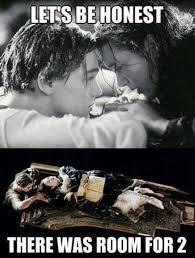 Titanic meme - Lets be honest   Funny Dirty Adult Jokes, Memes ... via Relatably.com