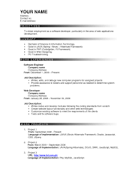 resume template format professional easy writing sample for 87 cool professional resume template s