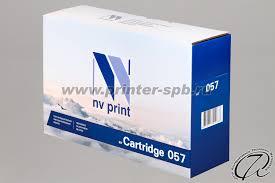 <b>Canon 057 картридж</b> совместимый | Аналог <b>cartridge 057</b> с чипом