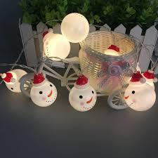 China New <b>LED</b> String <b>Light</b> with <b>Snowman</b> Cover, Christmas <b>Light</b> ...