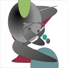 abstract art 7 clipart image