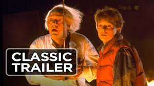 <b>Back To The Future</b> (1985) Theatrical Trailer - Michael J. Fox Movie ...