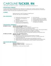 icu nurse resume   best resume collectionsurgical icu nurse resume
