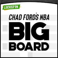 Chad Ford's NBA Big Board - NBA Draft Podcast