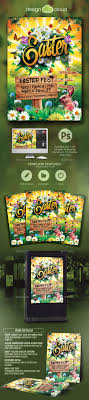 easter event flyer template flyers flyer template and easter events easter event flyer template