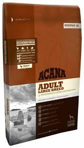 <b>Корм для собак Acana</b> Heritage 17 кг (для крупных пород) купить ...