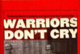 warriors don t cry powerpoint by damian brown
