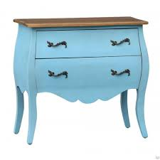 transylvania blue bedside table slim transylvania blue chest of drawers blue shabby chic furniture