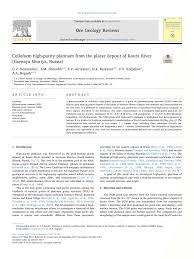 (PDF) Colloform <b>high</b>-<b>purity</b> platinum from the placer deposit of ...