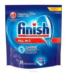 Купить Средство для посудомоечных машин <b>FINISH</b> All in1 ...