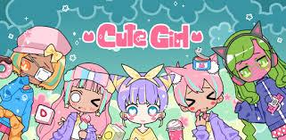 <b>Cute Girl</b> Avatar Maker - Cute Avatar Creator Game - Apps on ...