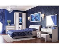 <b>Набор мебели для</b> спальни Мона компл. 2 вудлайн кремовый ...