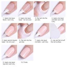 5 Boxes/Set <b>NICOLE DIARY Nail Dip Dipping Powder</b> Liquid NO UV ...