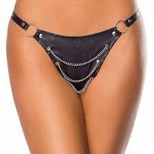 sexy underwear gothic
