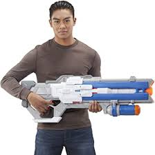 NERF Overwatch Soldier: 76 Rival Blaster -- Fully ... - Amazon.com