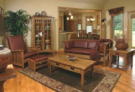 fascinating craftsman living room chairs furniture: craftsman living room chairs style white oak