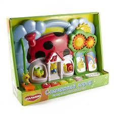 ≡ Электронная <b>игрушка Mommy</b> Love Солнечный город (TC60FY ...