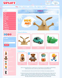 uplift theme sunrise ecommerce website template original