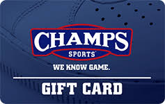 Buy Champs Sports Gift Cards | GiftCardGranny
