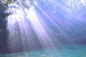 Resultado de imagen de Imágenes de luz espiritual