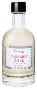 <b>Парфюмерная</b> вода <b>Fresh Cannabis</b> Rose — купить по выгодной ...