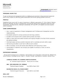 subramani sr system administrator resume