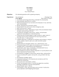 firefighter resume objective template firefighter resume objective