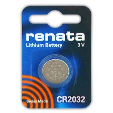 <b>Батарейка CR2032</b> 3В <b>литиевая Renata</b> 225mAh. CR <b>батарейки</b> ...