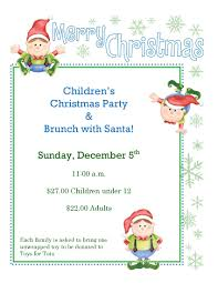 weeks of fresh marketing ideas for holiday s success week kids christmas flyer