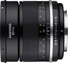 <b>Samyang MF 85mm F1.4</b> Mk2 / <b>Rokinon MF 85mm F1.4</b> II Overview