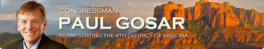 Image result for paul gosar arizona