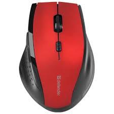 <b>Мышь Defender Accura MM-365</b> Red купить, цена и ...