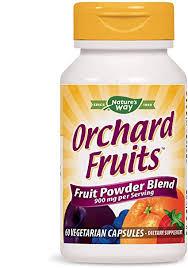 Nature's Way Orchard Fruits 12 Fruit Blend (900 mg ... - Amazon.com