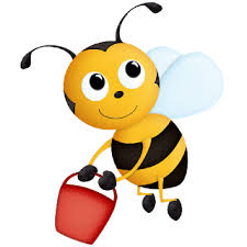 Image result for bees and honey cartoon