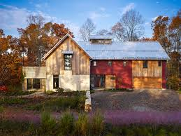 pole barn house plans and prices Bedroom Contemporary   barn    Pole Barn House Plans and Prices Exterior Farmhouse   Barn Cupola Deck Grasses Metal Roof Mixed
