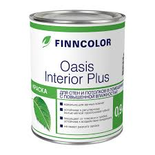 <b>Краска в/д FINNCOLOR</b> Oasis Interior Plus база А 0,9 л