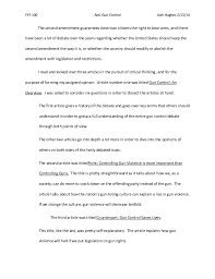 essays about gun control Millicent Rogers Museum pro gun control essay Gun Control Debate Essay   Kakuna Resume  You     ve Got  pro gun control essay Gun Control Debate Essay   Kakuna Resume  You     ve Got