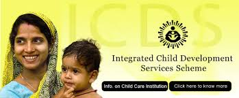 The Integrated Child Development Services (ICDS)