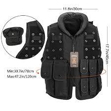 antWalking <b>Outdoor Tactical Nylon</b> Vest S- Buy Online in Greenland ...