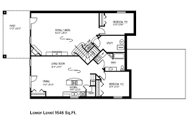 House Plans With Basements   Thearmchairs comHouse Plans With Basements
