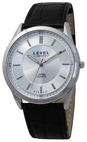 <b>Мужские часы</b> металлик