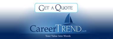 Executive Resume Writer  executive resume writing quote