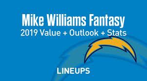 Mike Williams Fantasy Football Outlook & Value 2019