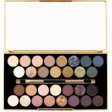 <b>Revolution 30 Eyeshadow</b> Palette Fortune Favours The Brave 15 g