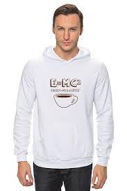 Толстовка Wearcraft Premium унисекс <b>E</b>=<b>mc2</b> #1765336 от ...