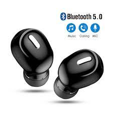 5.0 <b>Mini Wireless</b> Bluetooth Earphone Sport Gaming Headset with ...