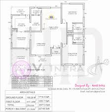 Bedroom House Plans In Kerala Ground Floor Plan   Home DesigningBedroom House Elevation With Floor Plan Kerala Home Design And Floor