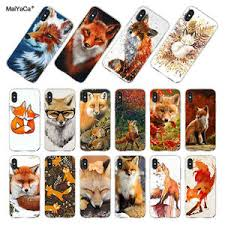 Online Shop for case for iphone 7 plus with fox Wholesale with Best ...